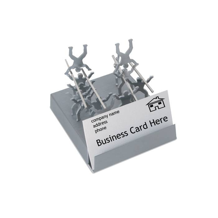 Buy Personalized Decorative Teamwork Magnetic Business Card Holder ...