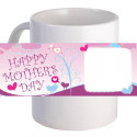 "Personalized ""Happy Mother's Day"" 11oz Coffee Mug"
