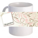 "Personalized ""Mum Polaroid"" 11oz Coffee Mug"