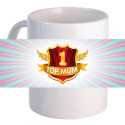 """Top Mum"" 11oz Coffee Mug"