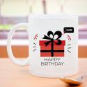 Personalized Happy Birthday Mug A Memorable Birthday Gift for Girls