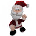 Xmas Bobblehead - Silly Santa