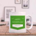Happy Father's Day Personalized 11 oz Mug
