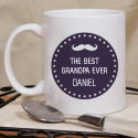Brilliantly Designed the Best Grandpa Ever Personalized 11 oz Mug