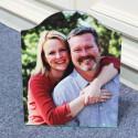 Personalized Custom Hardboard Photo Panel, Christmas Gift