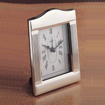 Personalized Parthenon Framed Alarm Clock