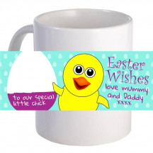 "Personalized ""To Our Special Little Chick"" 11oz Coffee Mug"
