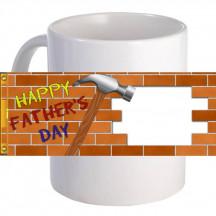 "Personalized ""Technical Father"" 11oz Coffee Mug"