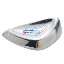 Silver Opus Desk Magnetic Clip Holder