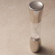 The Silver Sandtimer Contemporary