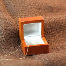Classic Wood Jewelry Box