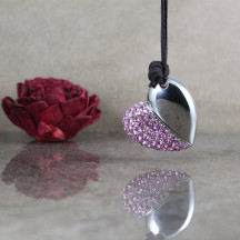Heart shaped Flash Memory 4G