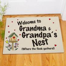 Personalized Welcome Grandma & Grandpa's