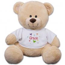 Lots of Hearts Teddy