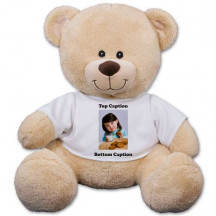 Picture Perfect Photo Teddy Bear