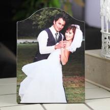 Personalized Custom Hardboard Photo Panel Christmas Gift