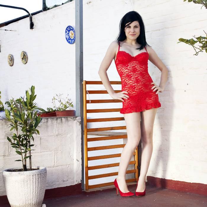 Wedding Nightwear Romantic Elegant: Buy Elegant & Sexy Romantic Red Mini Babydoll Nightgown