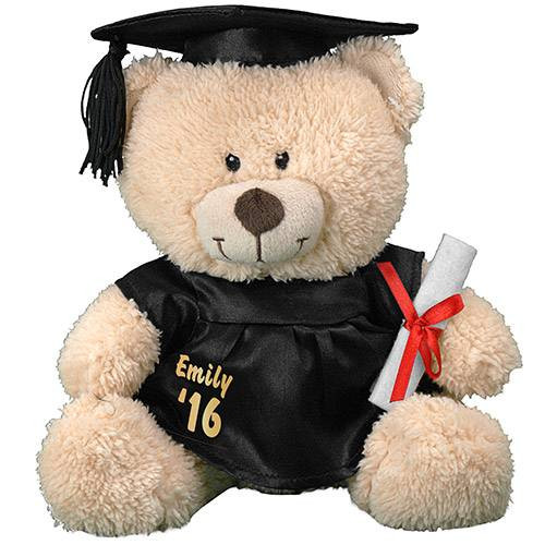 e600f3996 Buy Personalized Graduation Cap and Gown Teddy Bear - Center Gifts