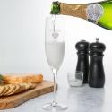 Personalized Wedding Celebration 5.8 oz. Flute Glass