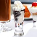 Personalized Spirit Dessert Shot Glass