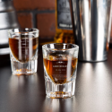 Personalized Anniversary Libbey Fluted Whiskey / Shot Glass