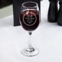 Personalized Anniversary Core All-Purpose Wine Glass
