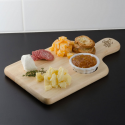 Personalized Christmas Charcuterie Board