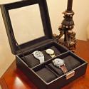 Personalized Elegant And Attractive Multi-Purpose Men's Jewelry Case