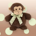 Soft And Cute Plush Monkey Toy A Perfect Gift For Children