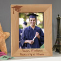 Graduation Personalized Wooden Picture Frame