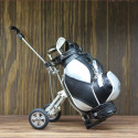 Personalized 3 Pen Golf Cart Pen Holder Custom Name Message Engraved