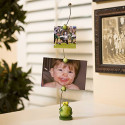 "16"" Funky Magnetic Photo Holder Frog"