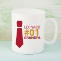 Beautifully Designed  # 01 Grandpa, Best Colorful Printed Mug