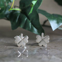 Clover Lucky Cufflinks are Great Novelty Gift Choice For Any Occasion