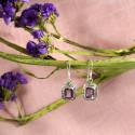 Beautiful Design & Elegant Amethyst Earrings Always Look Great