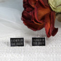 Beautiful And Elegant Father of the Bride Novelty Cuff Links