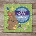 Personalized Hoppy Easter Puzzle
