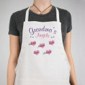 Angels of my heart apron