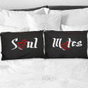 Soul Mates Pillowcase Set