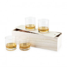 Personalized Swig Whiskey Tumbler Set