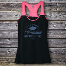 Personalized Graduated Without Killing Varsity Tank