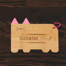 Personalized Cat Cheeseboard