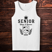 Personalized Kings & Queens Tank Top