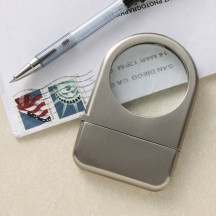 Beautiful Personalized Magnifying Glass with Letter Opener