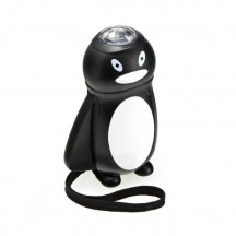 Cute And Decorative Penguin Dynamo Torch