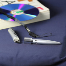 The Pen Shaped USB 2.0 Flash Memory Drive 4GB Capacity & LED Indicator