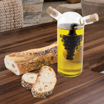 Personalized Oil and Vinegar Cruet