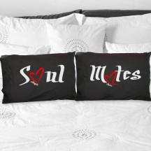Soul Mates Pillowcase Set