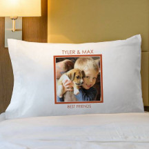 Personalized Message Pillow Case