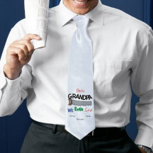 Grandpa Tool Tie